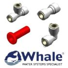 Whale Push fit Fittings